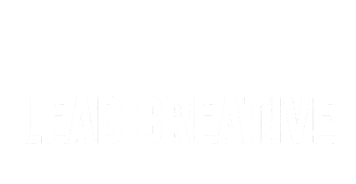 logo of lead creative co web design and digital marketing agency